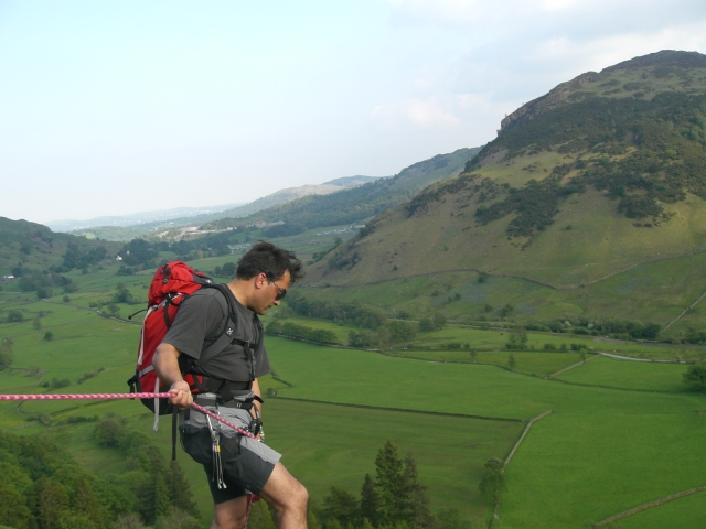 Roc 35 from Haglofs on test in the Lake District, 205 kb
