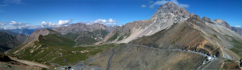 The Col du Galibier (2645m), 199 kb