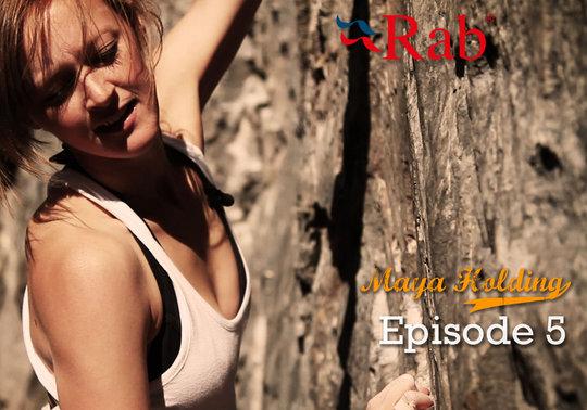 [Maya Holding The Series - Episode 5]
