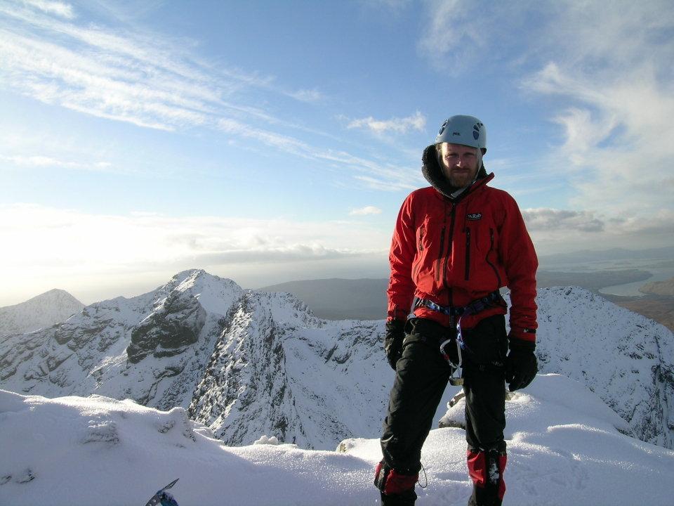 On the Cuillin ridge, 109 kb