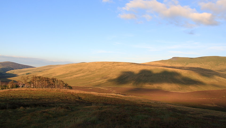 Skiddaw Forest, the quiet side of the Lakes, 82 kb