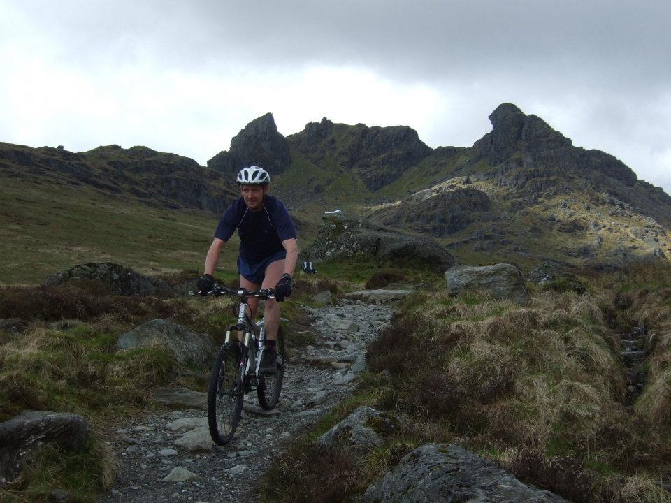 Biking off The Cobbler, 129 kb