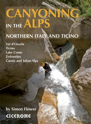 Canyoning in the Alps 4, 106 kb