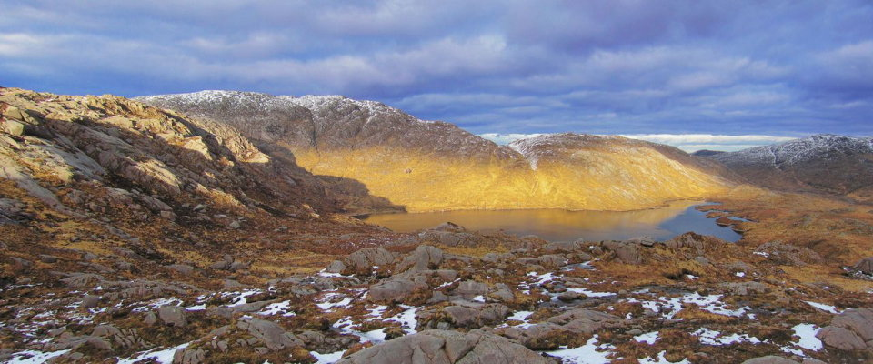 Lough Belshade, Blue Stack Mountains, Co.Donegal, 102 kb