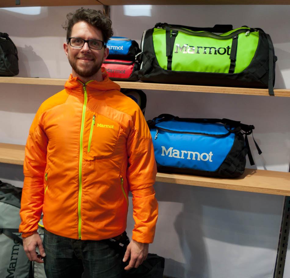 ISPO Award Winner 2013 - Marmot Isotherm Jacket, 125 kb
