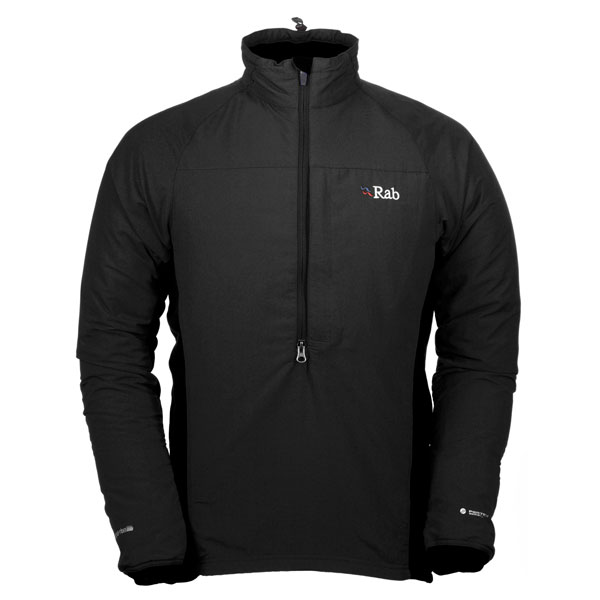 RAB VAPOURISE PULL ON -BLACK, 25 kb