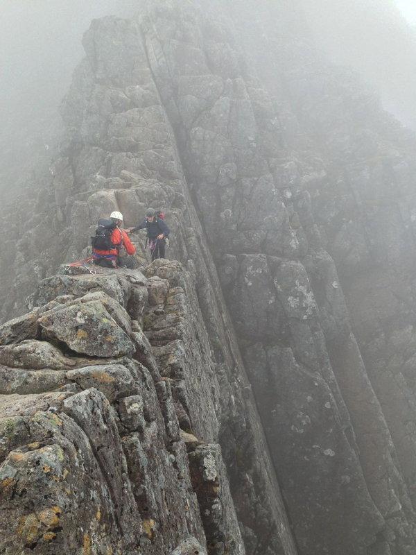Crossing Tower Gap, 89 kb